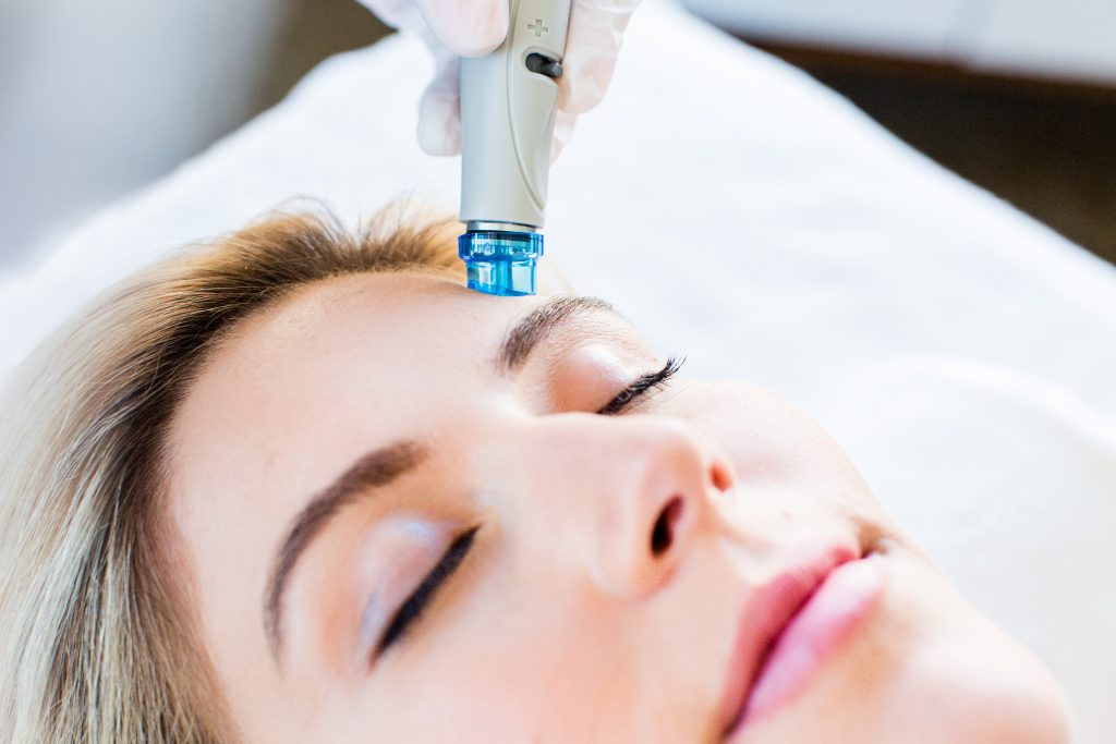 HydraFacial at Abbracci Med Spa