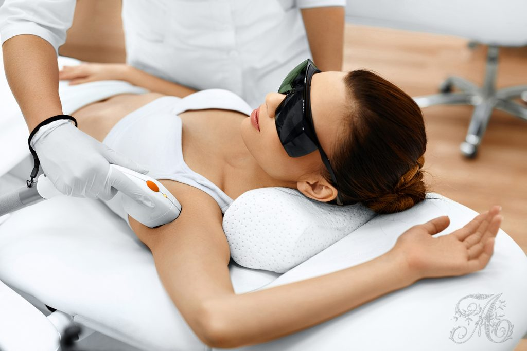 Laser Hair Removal at Abbracci Med Spa